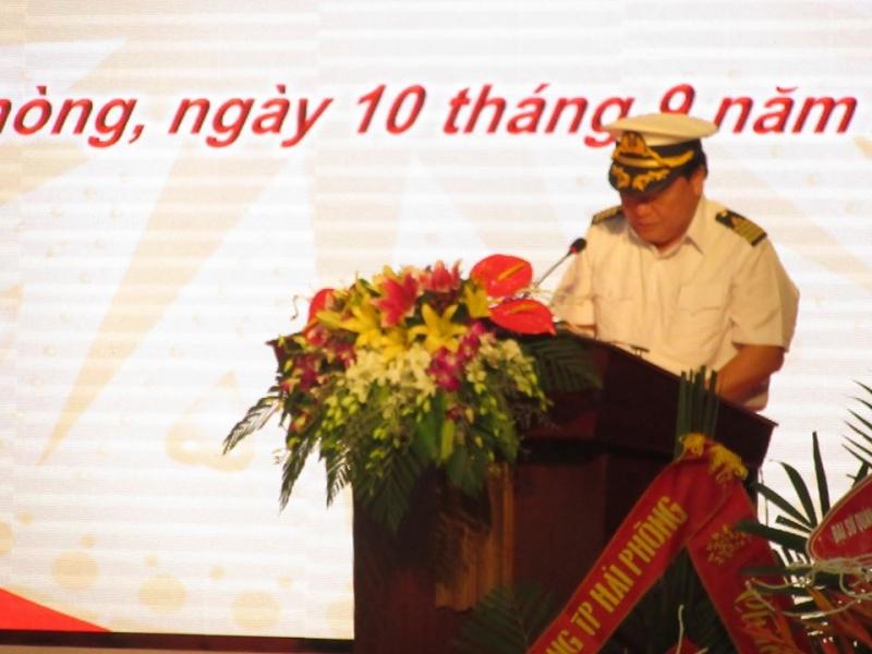 Vietnam Maritime University held opening ceremony to start a